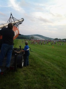 Chunkin Up at Great Meadow's 4th of July Celebration